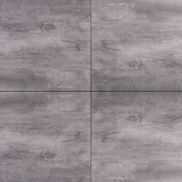 Geoceramica 60x60x4 Timber Grigio